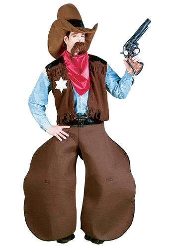 Image of Adult Ole Cowhand Cowboy Costume