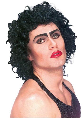 Frank N Furter Wig - Rocky Horror Picture Show Accessories