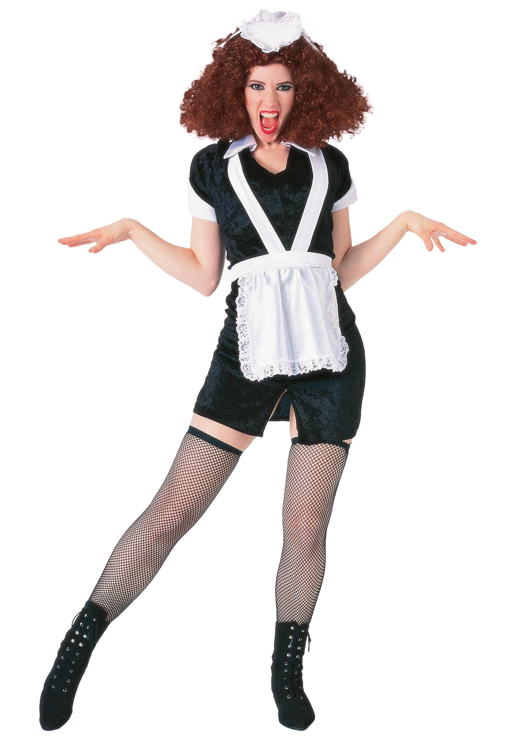 rocky horror picture show costumes - licensed rocky horror character