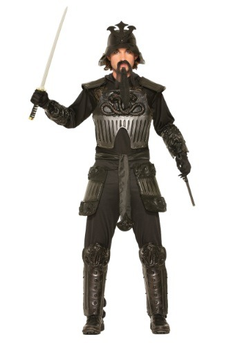 Adult Samurai Warrior Costume By: Forum Novelties, Inc for the 2015 Costume season.