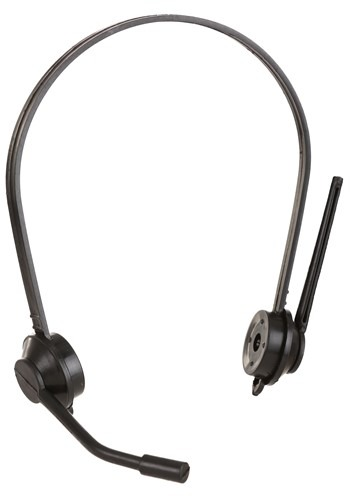 Diva Headset with Microphone By: Forum Novelties, Inc for the 2015 Costume season.