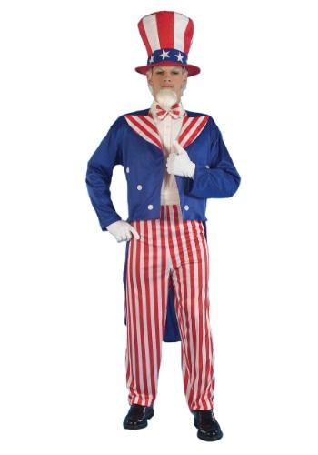 Uncle Sam Costume for Men