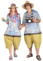 Adult Tropical Tourist Costume