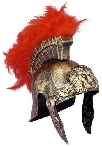 Roman Helmet By: Forum Novelties, Inc for the 2015 Costume season.