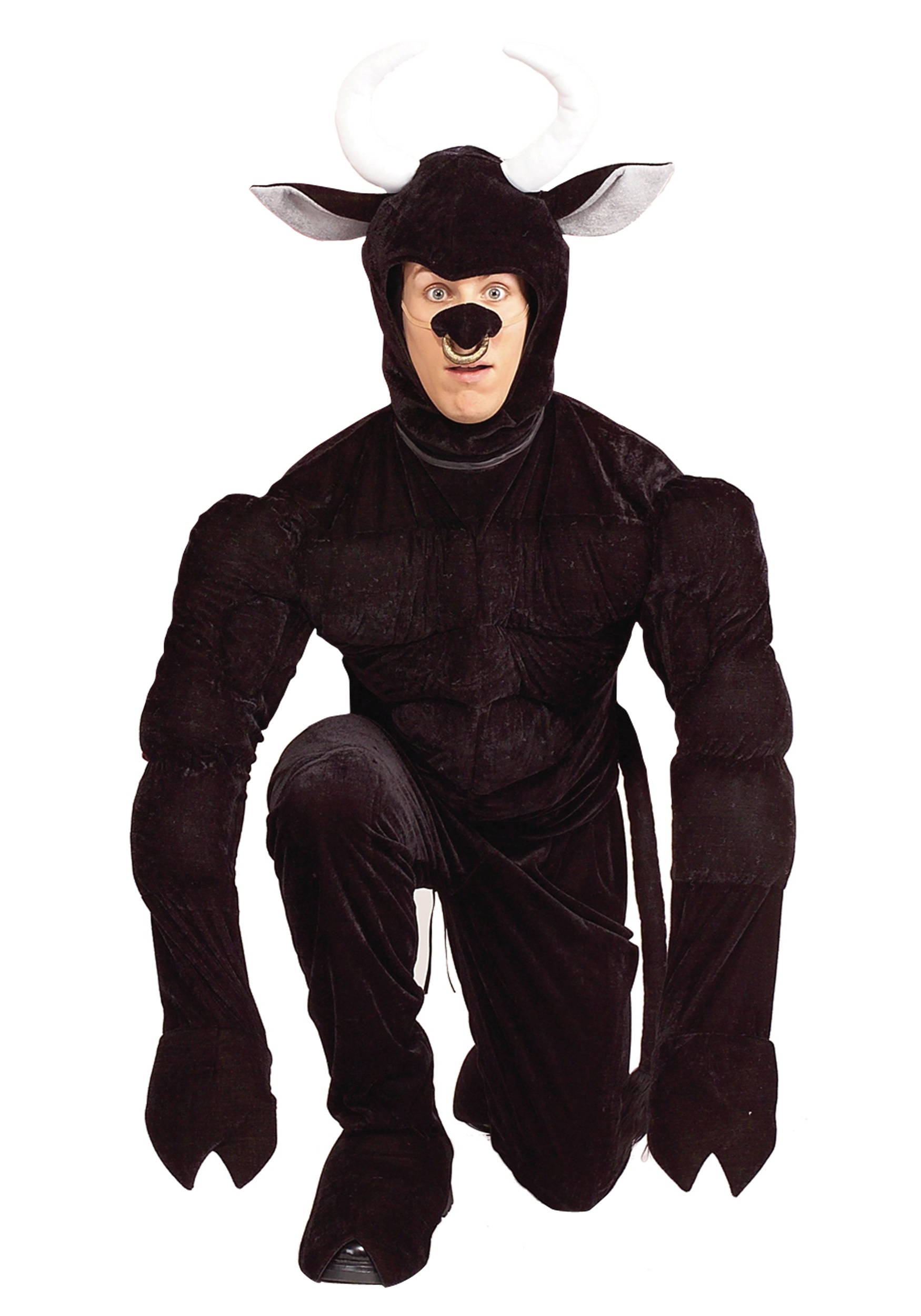 toro the terri bull costume - Accessories For Halloween Costumes