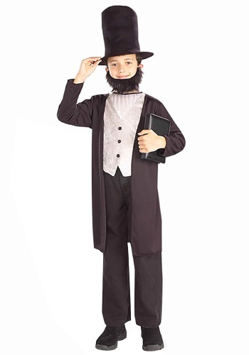 Abraham Lincoln Costume for Kids