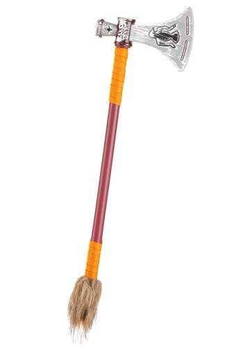 Indian Tomahawk Axe By: Forum Novelties, Inc for the 2015 Costume season.