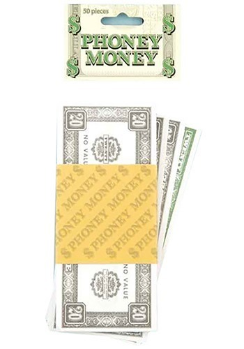 Phoney Money By: Forum Novelties, Inc for the 2015 Costume season.