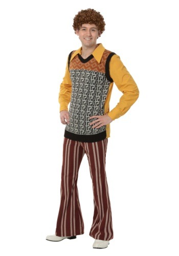 Click Here to buy Mens 70s Costume from HalloweenCostumes, USA Funds & Shipping