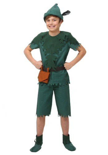 Click Here to buy Kids Peter Pan Costume from HalloweenCostumes, USA Funds & Shipping