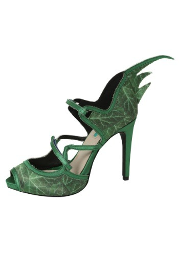 Click Here to buy Poison Vixen Heels from HalloweenCostumes, USA Funds & Shipping