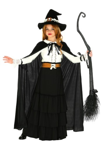 Click Here to buy Girls Salem Witch Costume from HalloweenCostumes, CDN Funds
