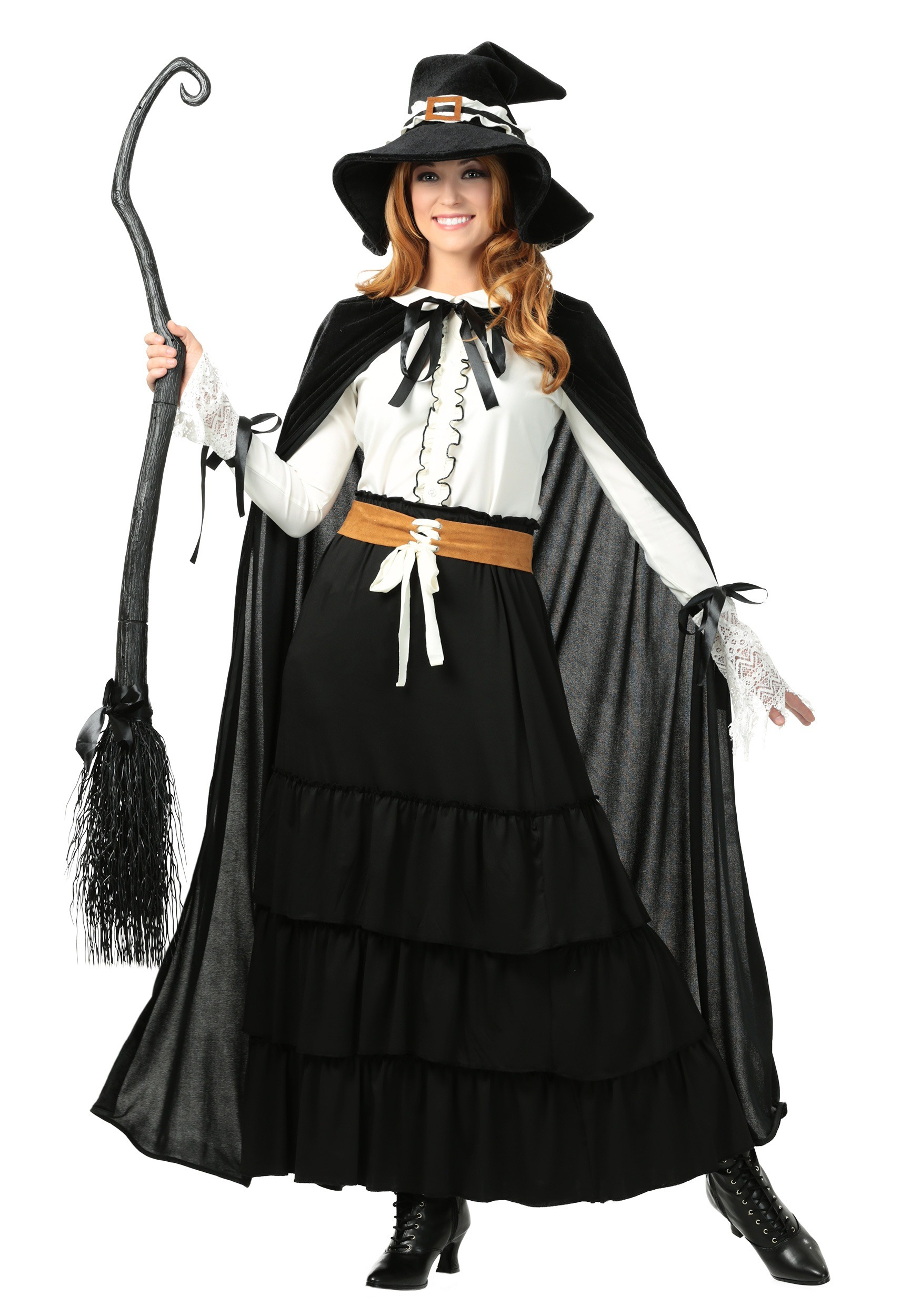 Women S Salem Witch Costume