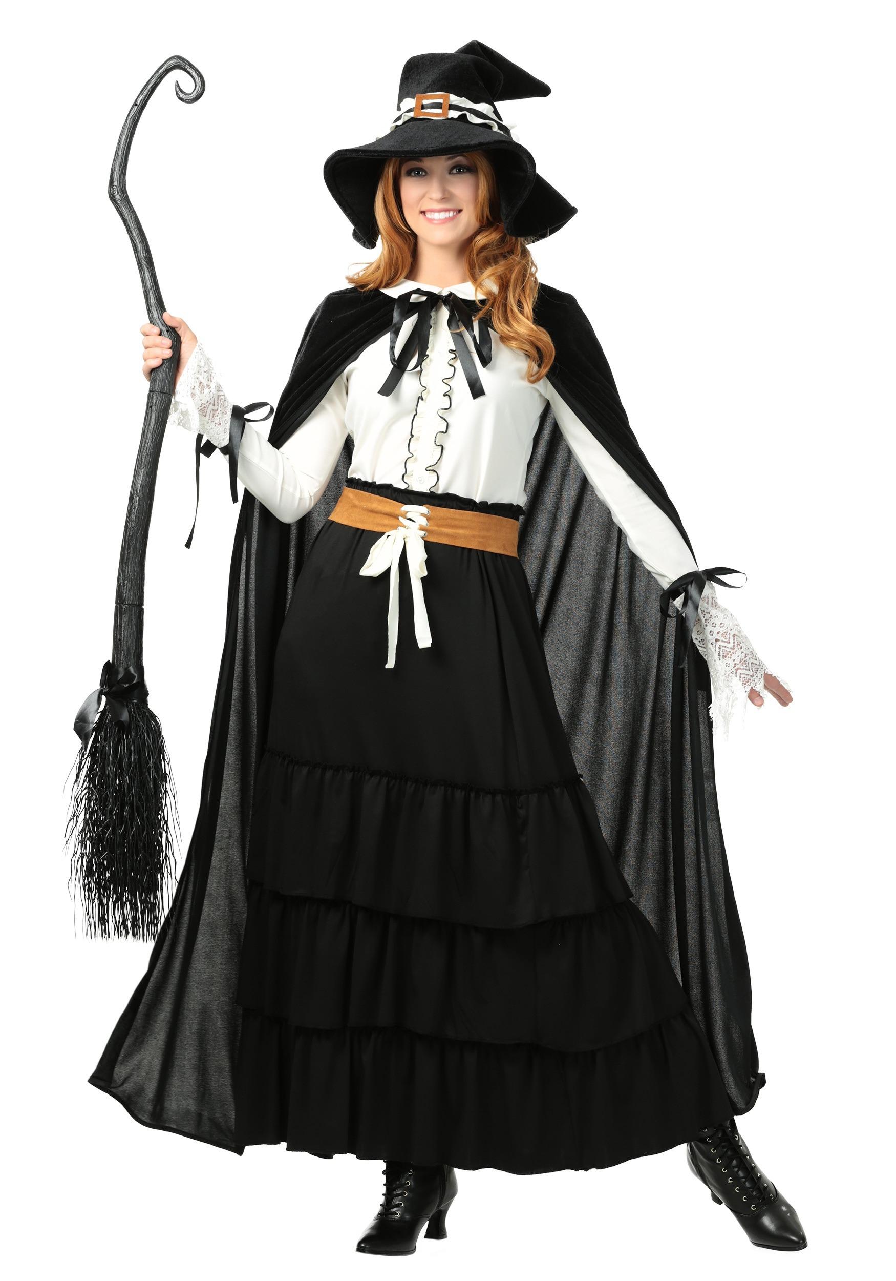 Women S Salem Witch Costume