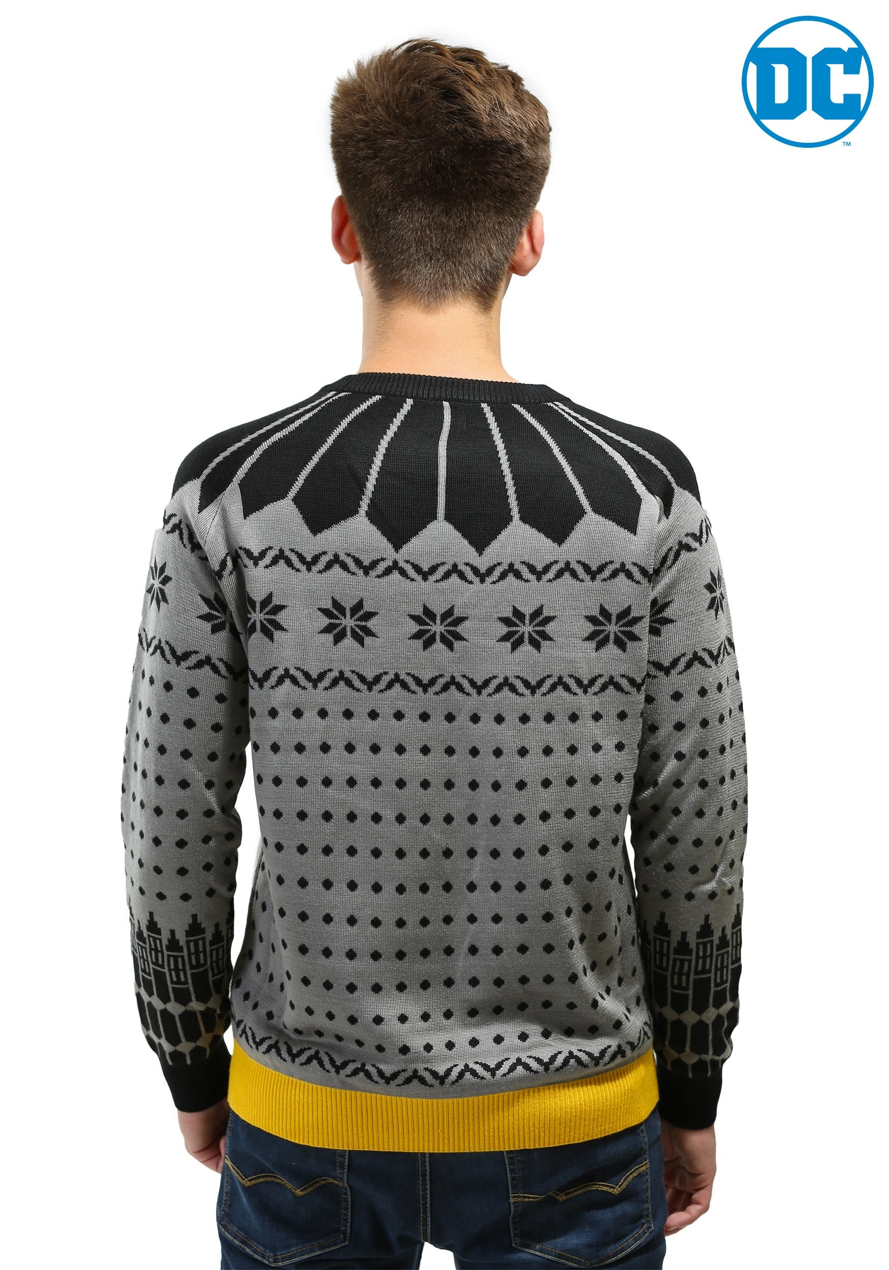 classic batman ugly christmas sweater - Classic Christmas Sweaters