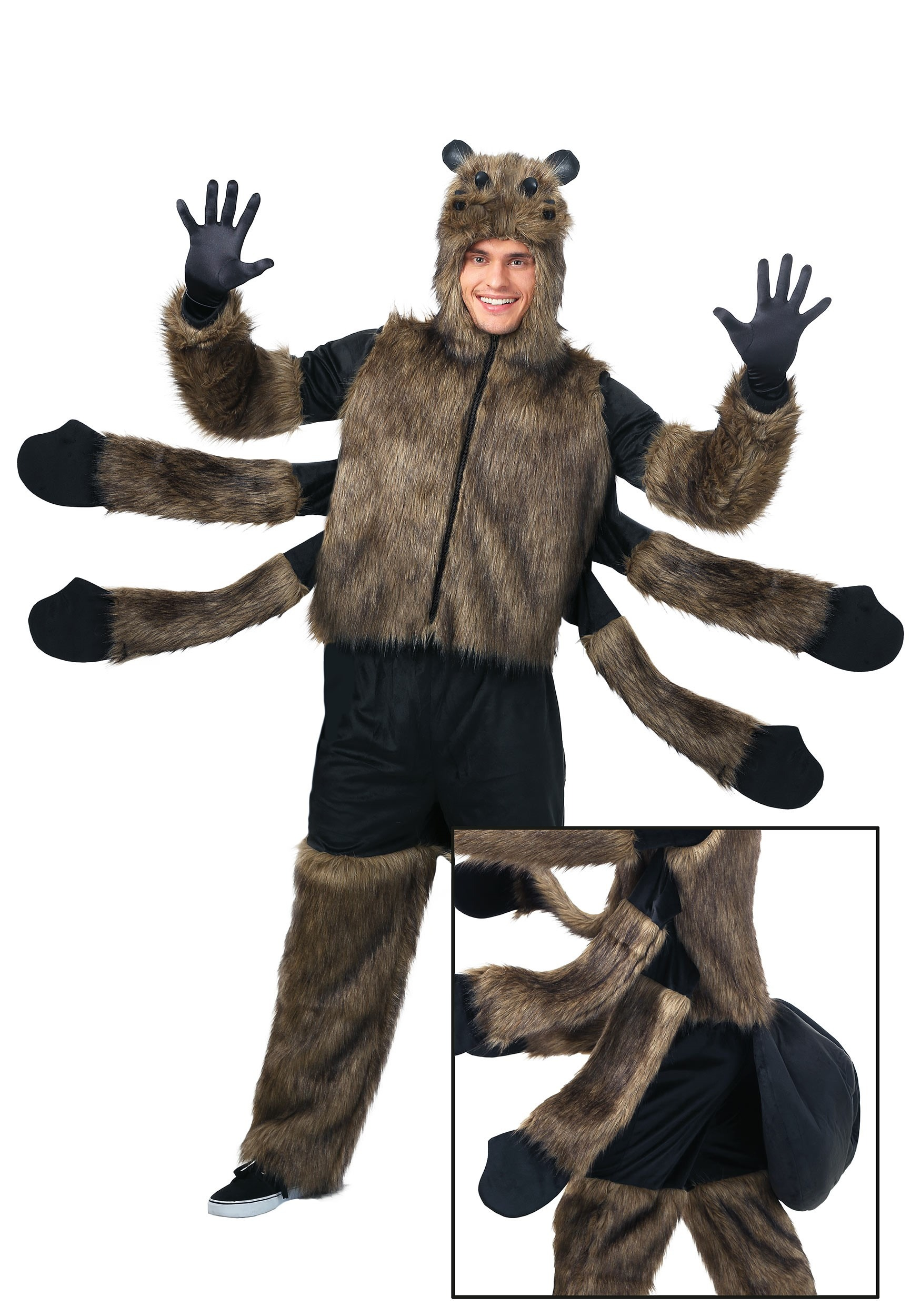 b3c11cd8fd423 Spider Costumes for Kids & Adults - HalloweenCostumes.com