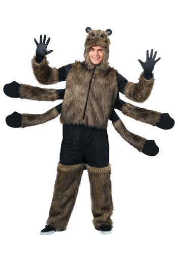 Image of Adult Furry Spider Costume