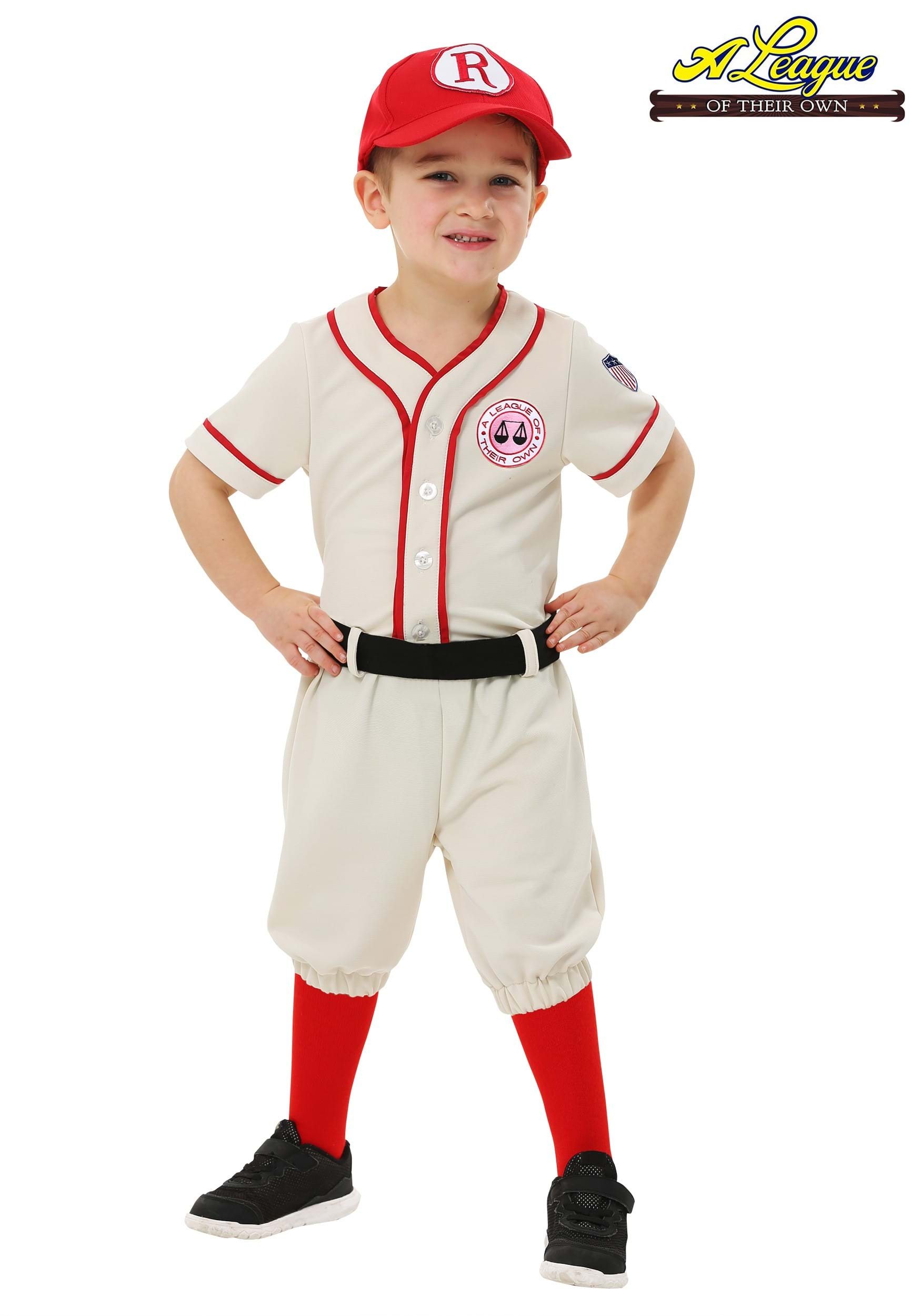Jimmy Dugan Costume Kids
