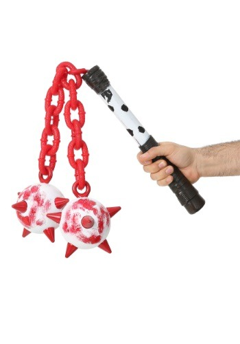 Nightmare Clown Flail Weapon