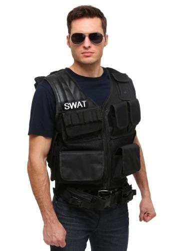 Adult Tactical Vest Costume Update Main
