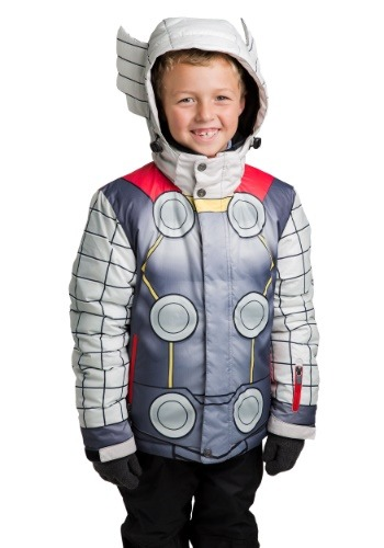 Image  Kids Thor Snow Jacket