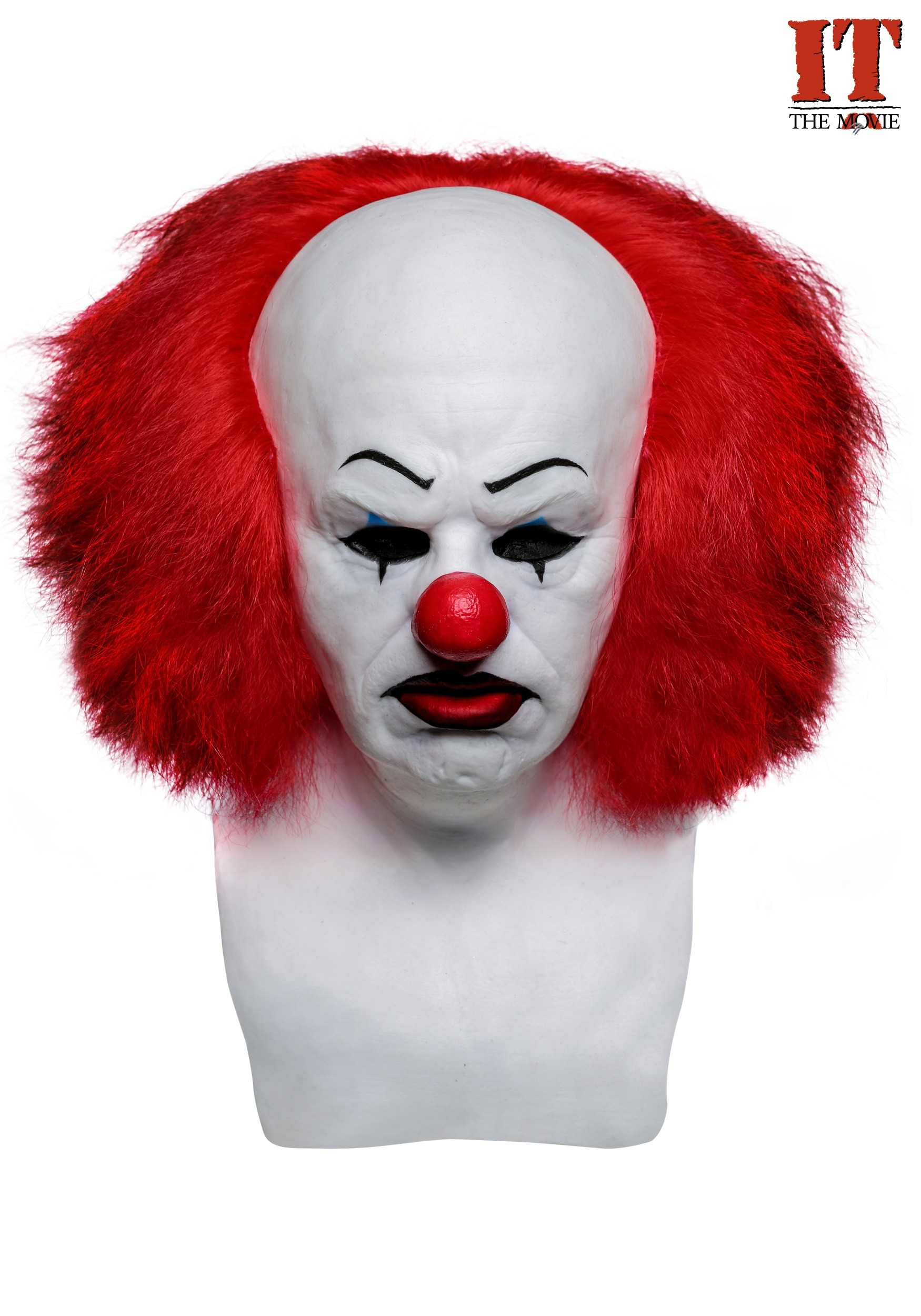 Pennywise IT Collectoru0027s Mask  sc 1 st  Halloween Costumes & Pennywise The Clown Costumes - HalloweenCostumes.com