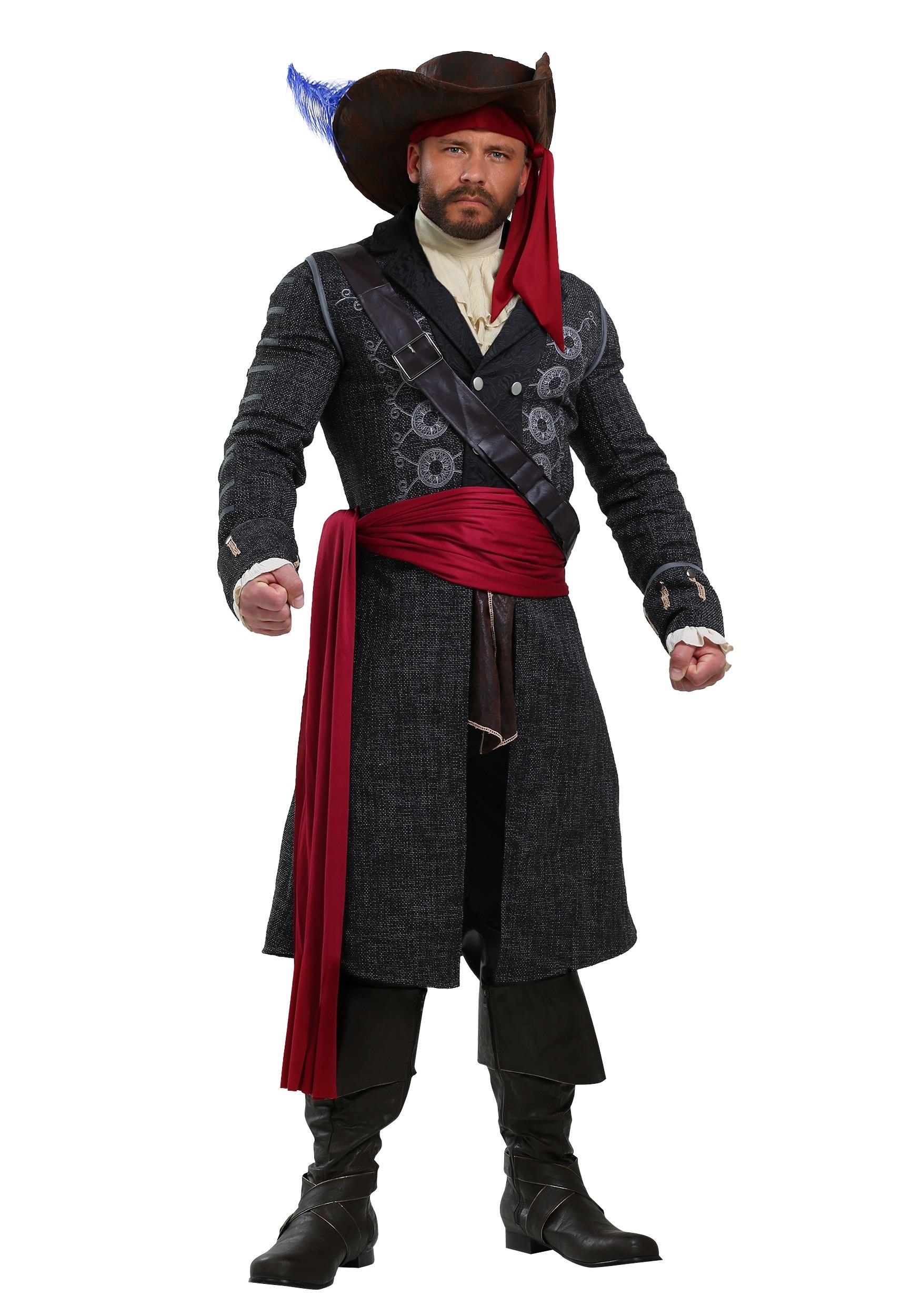 Blackbeard Men's Costume FUN2255AD