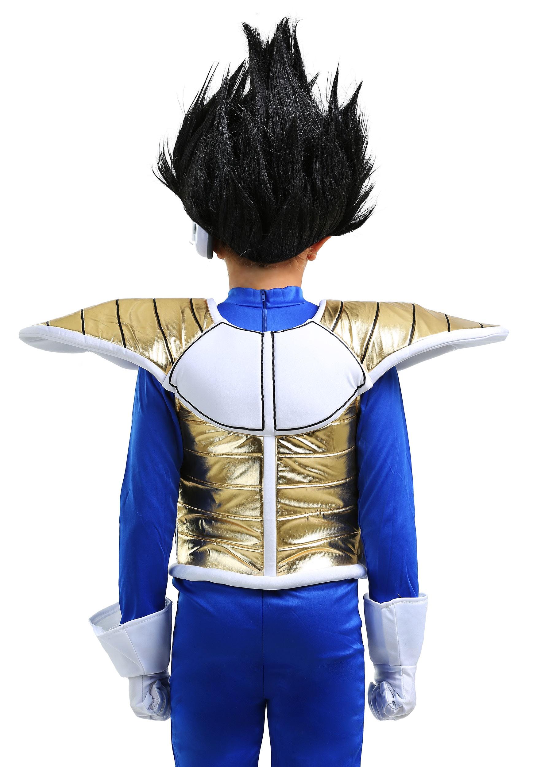 ... Child Dragon Ball Z Saiyan Armor Accessory  sc 1 st  Halloween Costumes & Dragon Ball Z Saiyan Child Armor Accessory