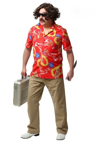 Click Here to buy Fear and Loathing In Las Vegas Adult Dr. Gonzo Costume from HalloweenCostumes, USA Funds & Shipping