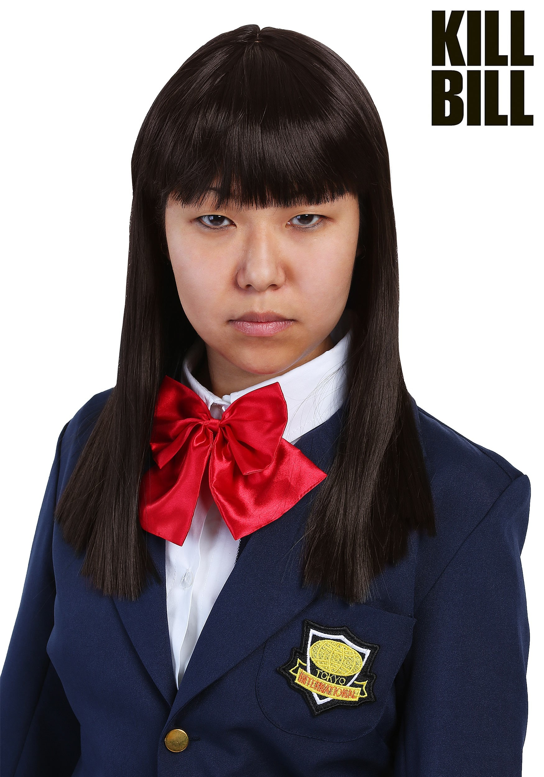 Kill Bill Gogo Yubari Wig For Adults