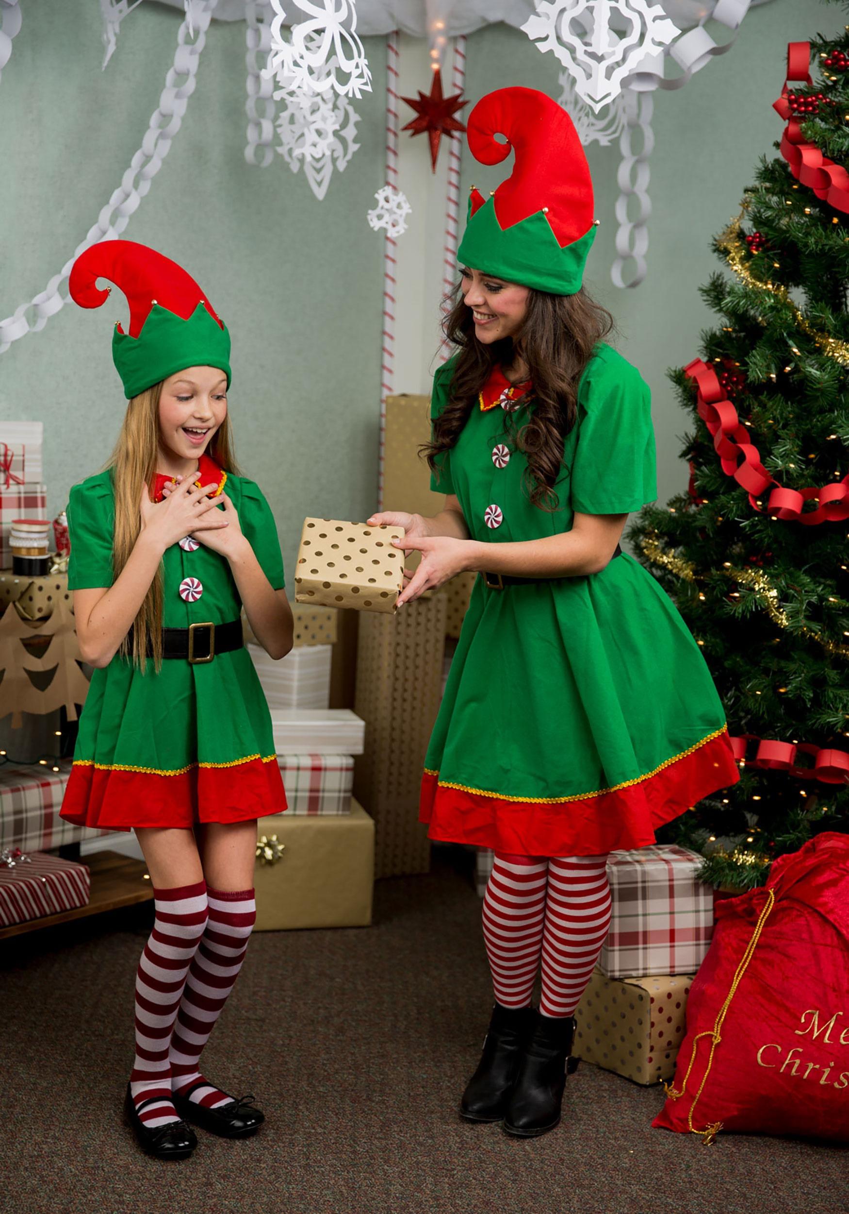 Toddler Girl Christmas Tights