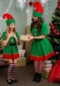 Women's Holiday Elf Costume Alt 6