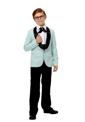 Boys Mr. 50's Costume