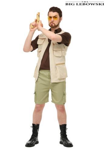 The Big Lebowski Mens Walter Costume