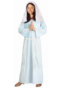 Child Mary Costume