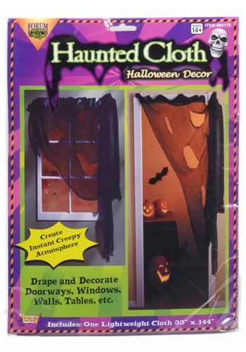 Haunted Cloth By: Forum Novelties, Inc for the 2015 Costume season.