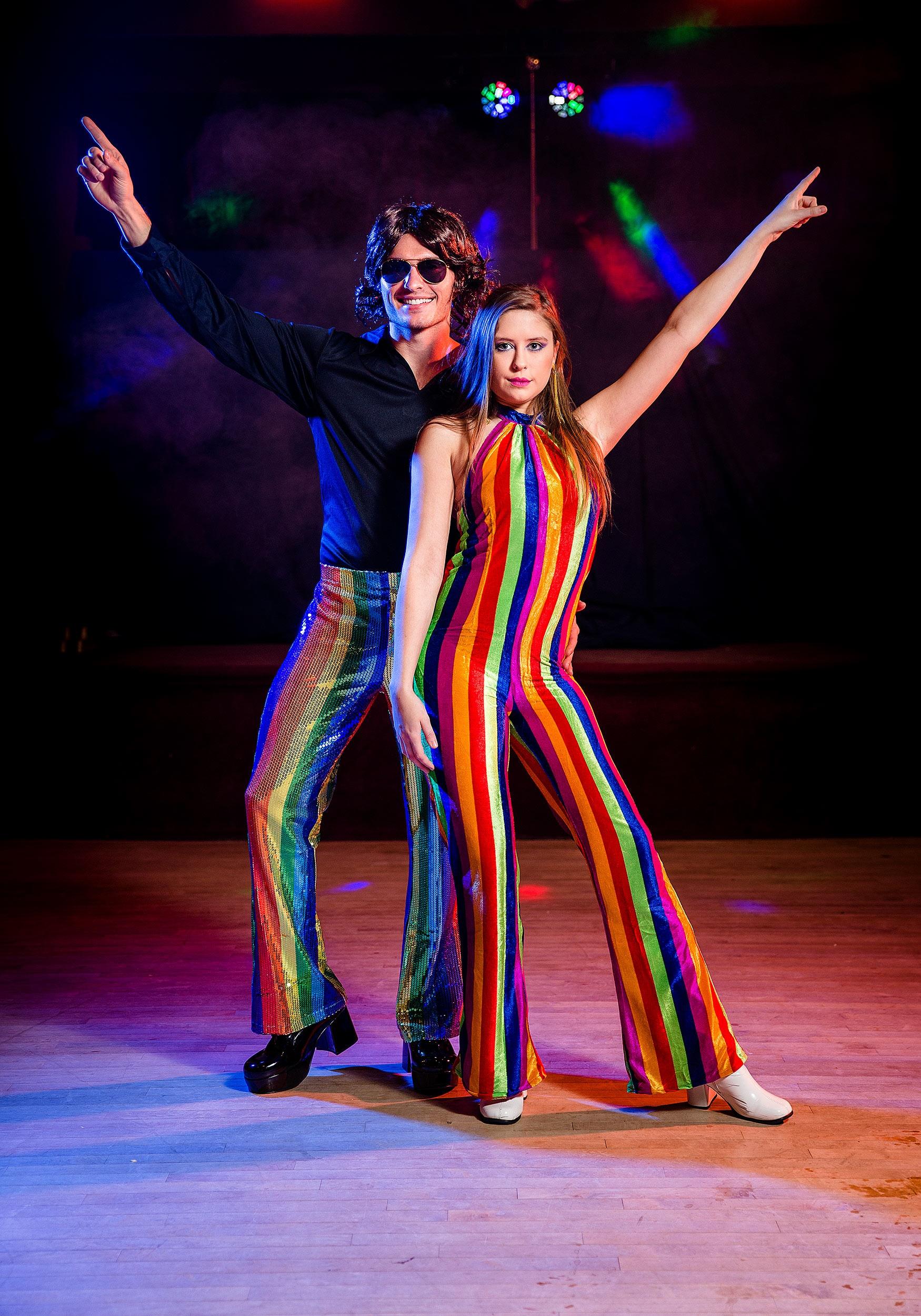 Fashion of the disco era 41