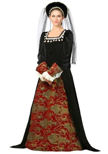 Womens Anne Boleyn Costume