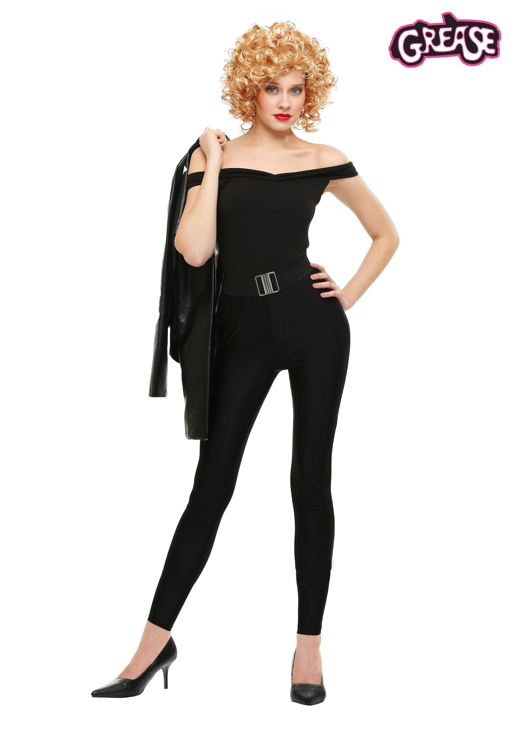 Verbazingwekkend Grease Sandy Costume (Bad Sandy) GF-19