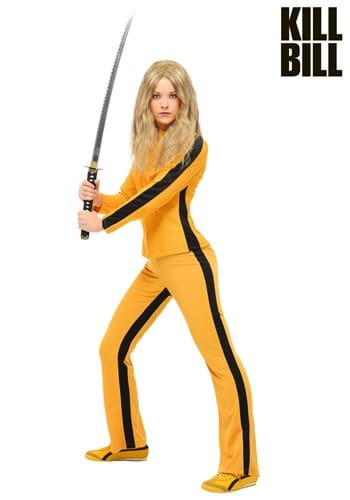 Kill Bill Beatrix Kiddo Women's Costume