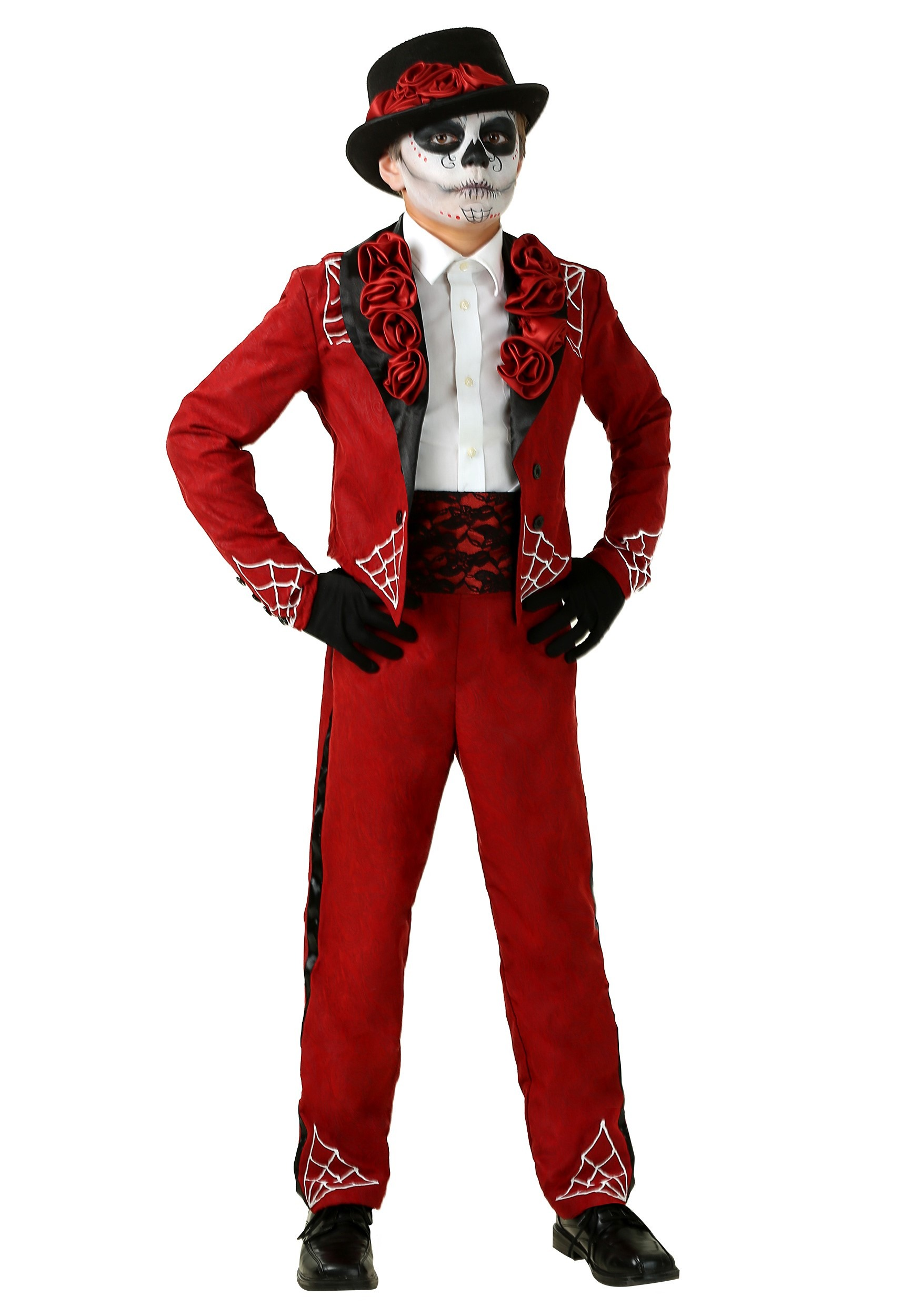 Boyu0027s Day of the Dead Costume  sc 1 st  Halloween Costumes : dead mariachi costume  - Germanpascual.Com