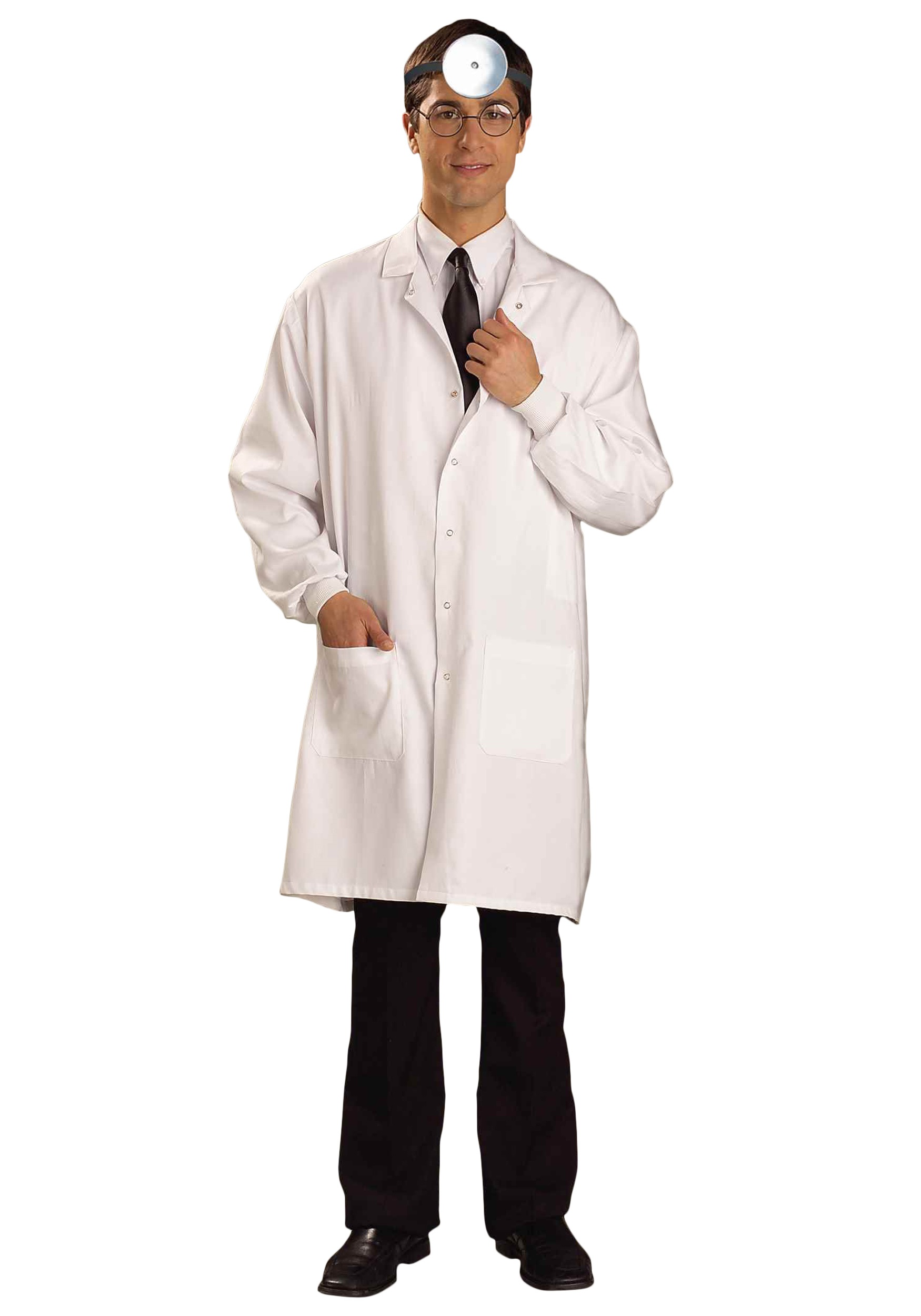 Sexy lab coat costume