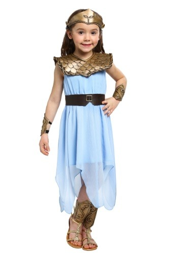 Girl's Athena Costume