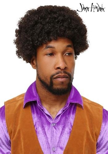 Jimi Hendrix Wig
