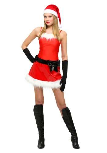 Click Here to buy Mean Girls Christmas Costume from HalloweenCostumes, USA Funds & Shipping