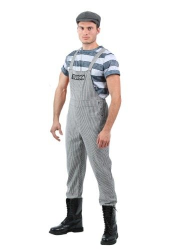 Click Here to buy Mens Chain Gang Prisoner Costume from HalloweenCostumes, USA Funds & Shipping