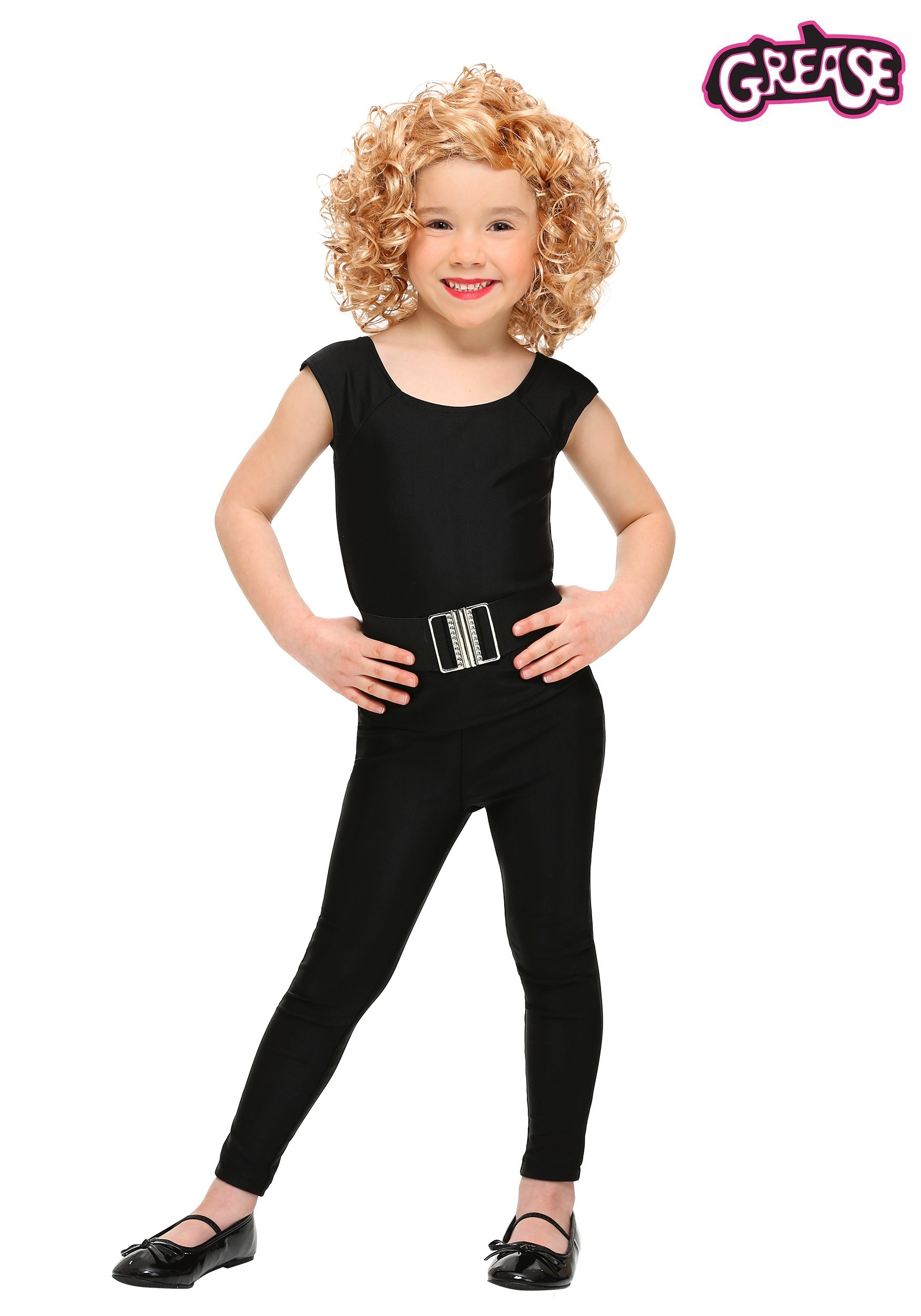 Toddler Grease Bad Sandy Costume  sc 1 st  Halloween Costumes & Toddler Grease Sandy Costume