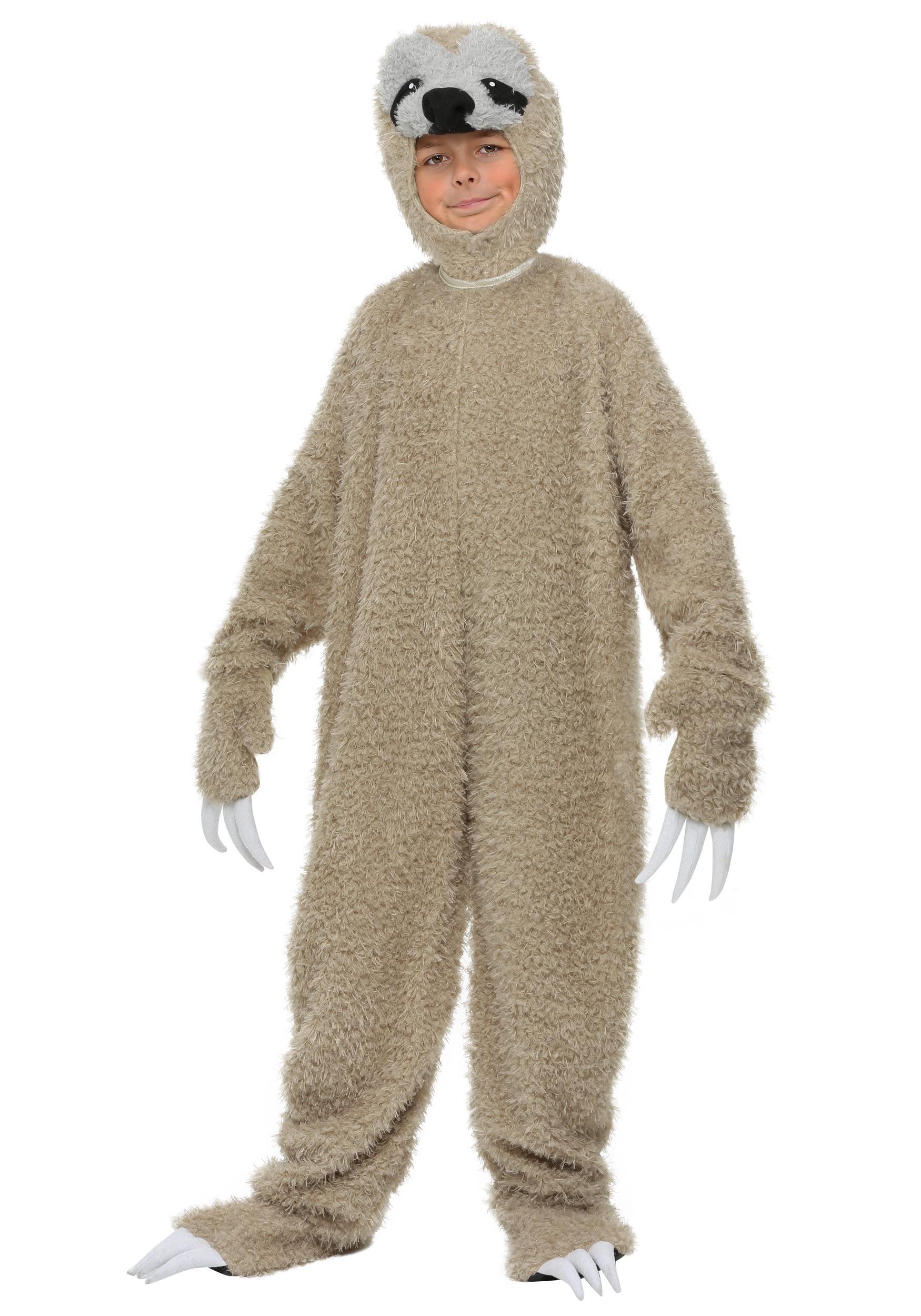 sloth adult costumes