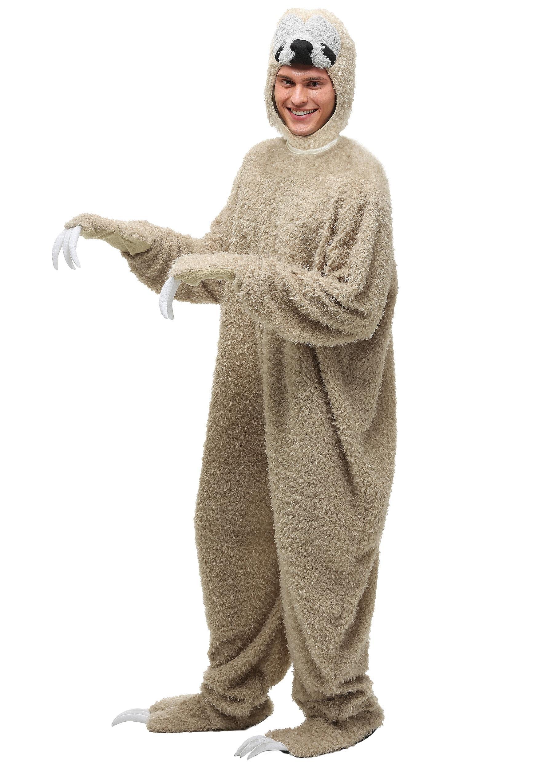 kid sloth costume