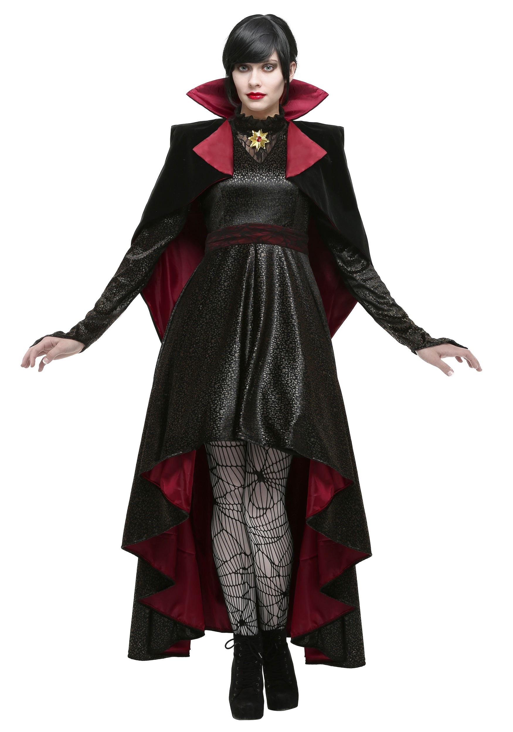 Adult vampire costumes men womens vampire costume vampire vixen costume solutioingenieria Choice Image